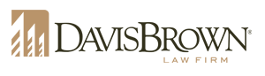 Davis Brown Law logo